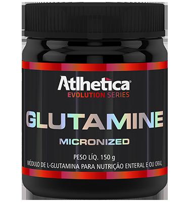 GLUTAMINE MICRONIZED ATLHETICA 150 g  - Orluz