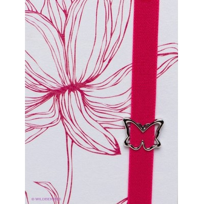 LANYBOOK LOVELY BUTTERFLY  - Empório das Variedades