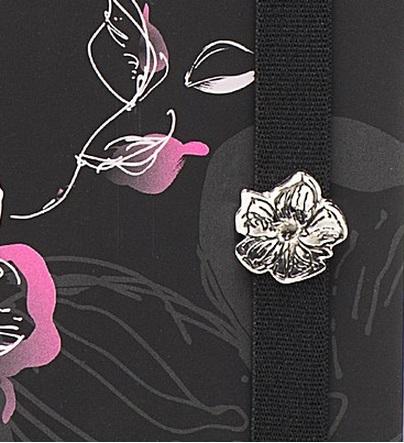 LANYBOOK SPARKLING FLOWERS  - Empório das Variedades