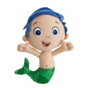 BONECO DE PELUCIA MUSICAL GIL - BUBBLE GUPPIES - MULTIBRINK