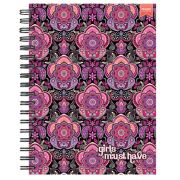 CADERNO 1 MATERIA STANDARD GIRLS MUST HAVE