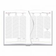 AGENDA SEMANAL EXECUTIVE NOTE 2022 / CAPA: Marrom- B12/B82