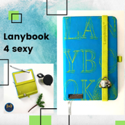 CADERNETA LANYBOOK 4 SEXY NOTES ONLY