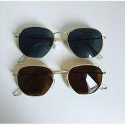 Óculos Hexagonal EOS