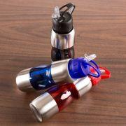 Squeeze Personalizada de Alumínio 600ml