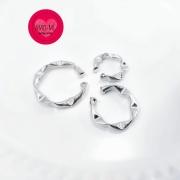 Trio Piercing Fake Juliette - Folheado