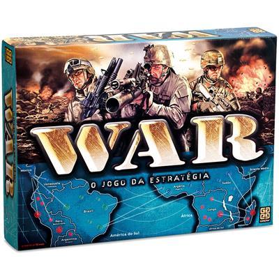 JOGO WAR GROW  - Empório das Variedades