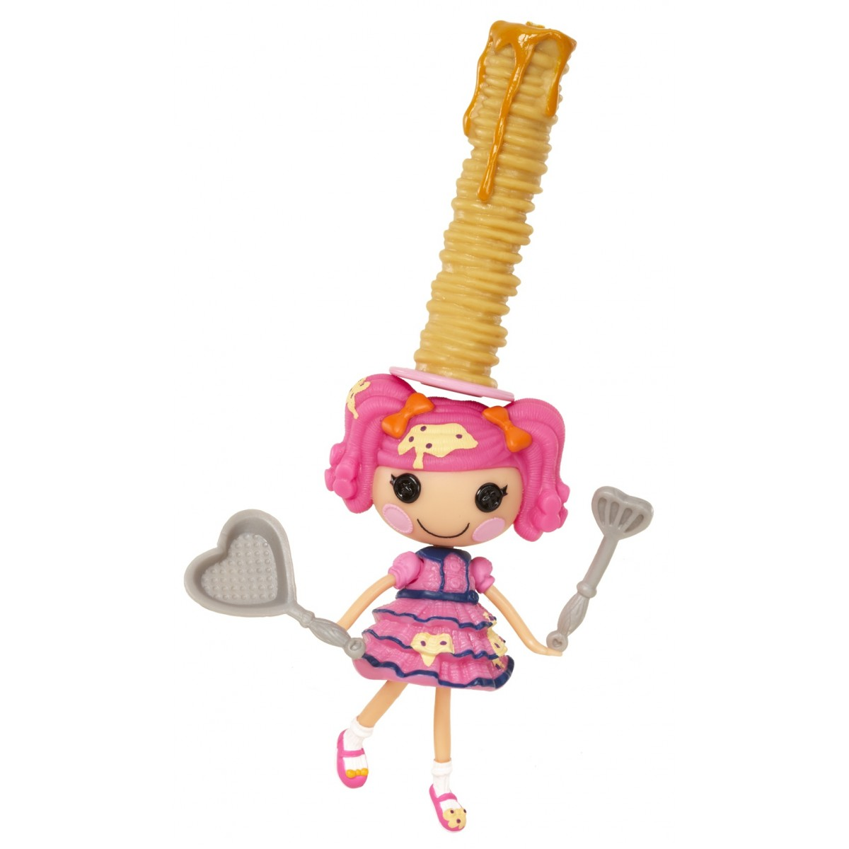 MINI BONECA LALALOOPSY MOMENTS IN TIME, BERRY JARS N JAM, DA BUBA TOYS  - Empório das Variedades