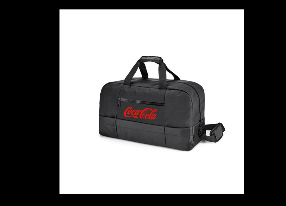 Bolsa esportiva Personalizada Modelo Zippers  - Empório das Variedades