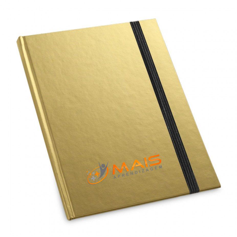 Caderno capa dura Moleskyne Personalizado  - Empório das Variedades