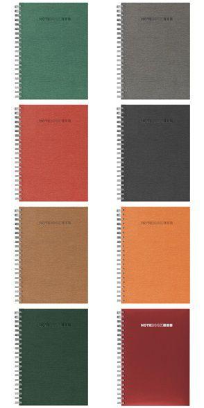 Caderno Personalizado Linha Executiva Pombo Capa Nature  - Empório das Variedades