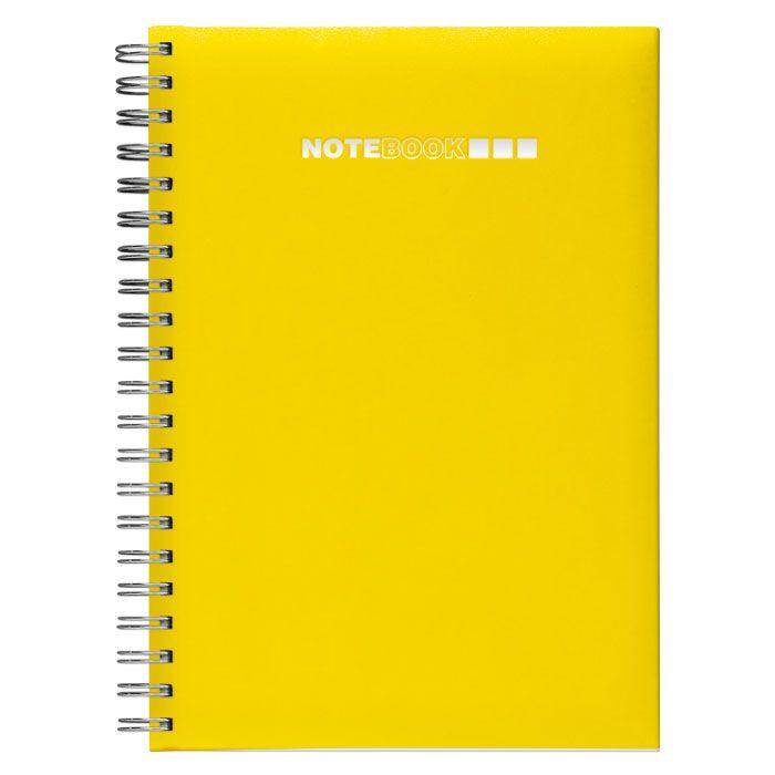 Caderno Personalizado Linha Executiva Pombo Capa Paros  - Empório das Variedades