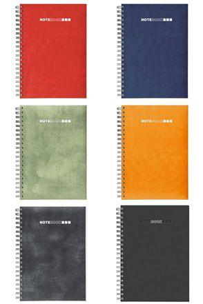 Caderno Personalizado Linha Executiva Pombo Capa Canvas  - Empório das Variedades