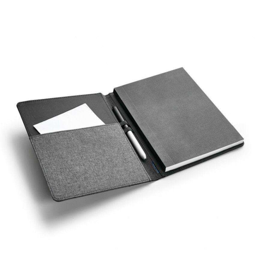 Capa com Caderno Personalizado Modelo PESSOA  - Empório das Variedades