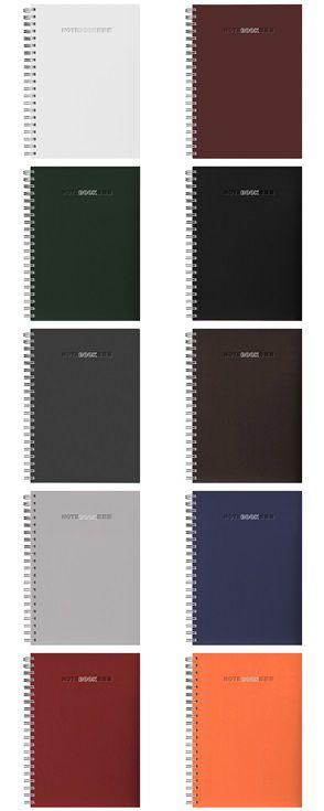 Caderno Personalizado Linha Executiva Pombo Capa Matra  - Empório das Variedades