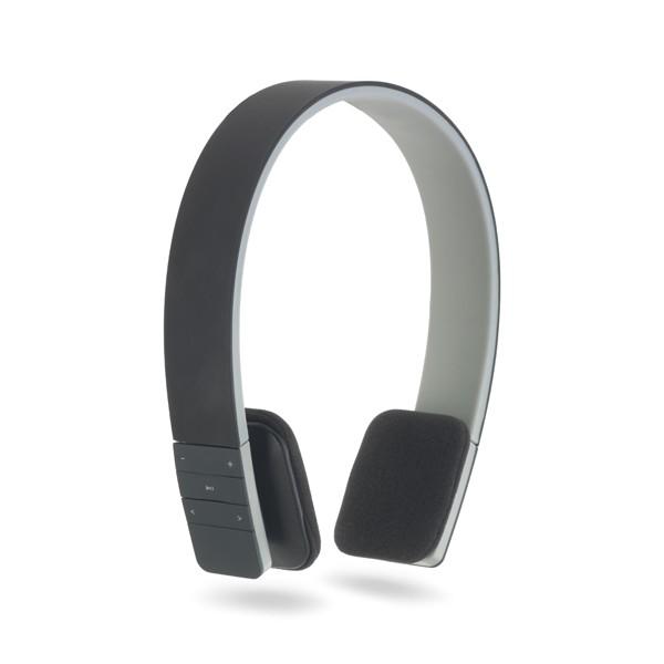 Fone de ouvido em ABS , Ajustavel e Bluetooth  - Empório das Variedades