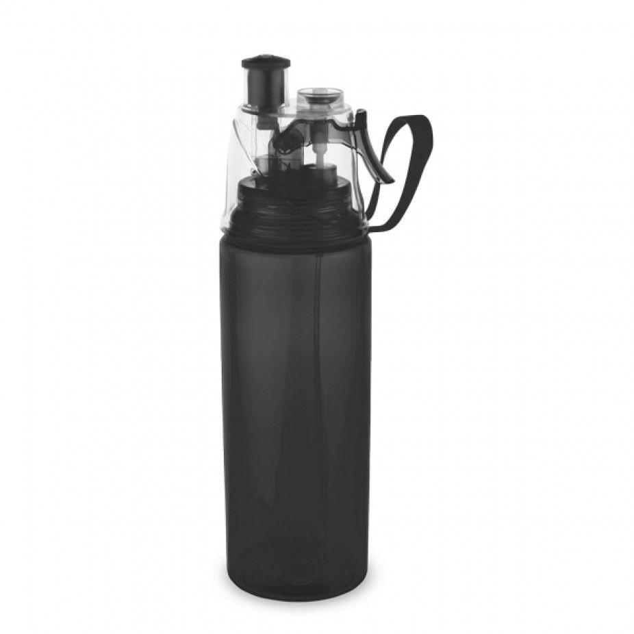 Squeeze Personalizada 600 ml com borrifador  - Empório das Variedades