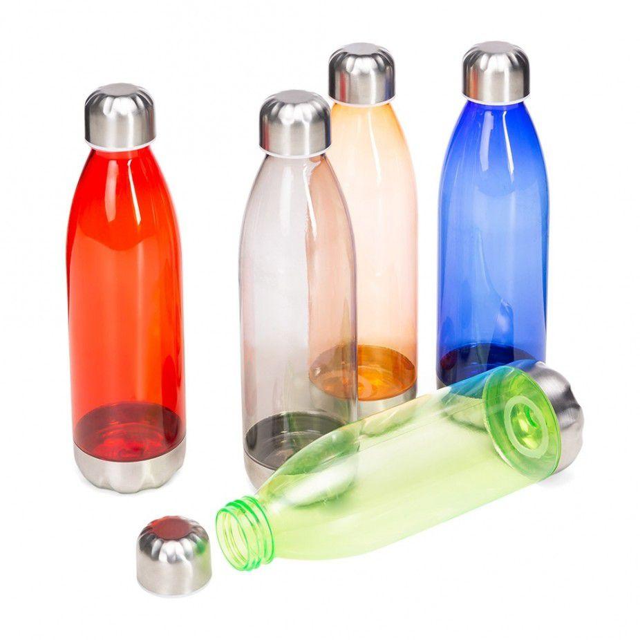 Squeeze Personalizada 700ml formato garrafa.  - Empório das Variedades