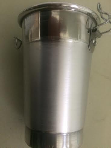 Copo De Aluminio Para Batedores De Milk Shake Controlpot  - controlpot Maquinas e Batedores Milk Shake