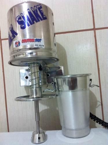Maquina Milk Shake Industrial Sd 2017 1200 Watts Com Copo  - controlpot Maquinas e Batedores Milk Shake