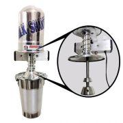 Maquina Milk Shake Industrial Sd 2014 750 Watts Com 3 Copos