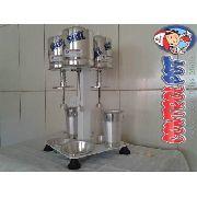 Maquina Milk Shake Profissional Sd 2014 Triplo Balcão 1200w