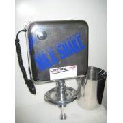 Maquina Milk Shake Industrial Cm 2014 750 Watts 18000 Rpm c/ copo PRATA OU BRANCA