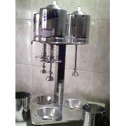 Maquina Milk Shake Profissional Sd 2014 Triplo De Balcão 750 watts