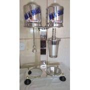 Maquina Milk Shake Profissional Sd 4040 Dupla Balcão 750watt