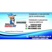 Instalação e manutenção de Ar condicionado Londrina