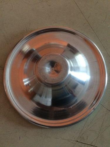Copo De Aluminio P/ Batedores De Milk Shake C/tampa 600 Mls  - controlpot Maquinas e Batedores Milk Shake