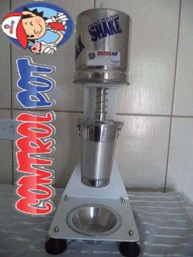 Maquina Milk Shake Profissional Sd 2014 Balcão 1200whats C/1  - controlpot Maquinas e Batedores Milk Shake