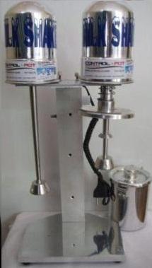 Maquina Milk Shake Profissional Sd 2014 Double De Balcão 750 watts  - controlpot Maquinas e Batedores Milk Shake