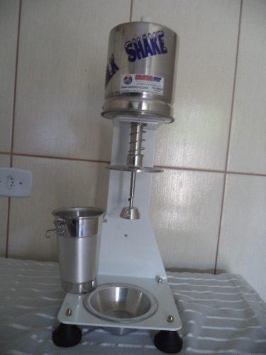 Maquina  p/ Milk Shake  Profissional sd 3018 turbo de Balcão 750 watts  - controlpot Maquinas e Batedores Milk Shake