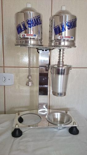 Maquina Milk Shake Profissional Sd 4040 Dupla Balcão 750watt  - controlpot Maquinas e Batedores Milk Shake