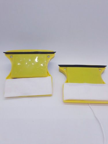 Limpador Magnetico Limpa Vidro Janela Aquario Esquadrias  - PRESENTEPRESENTE