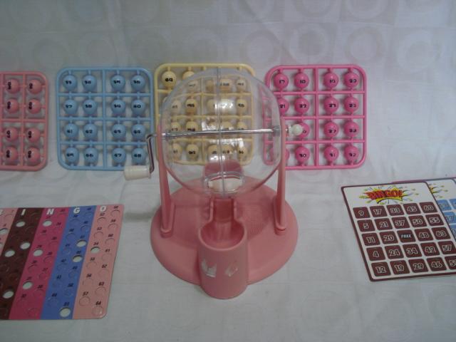 Jogo Bingo Baleiro Candy Box Jogos Baralho Domino  - PRESENTEPRESENTE