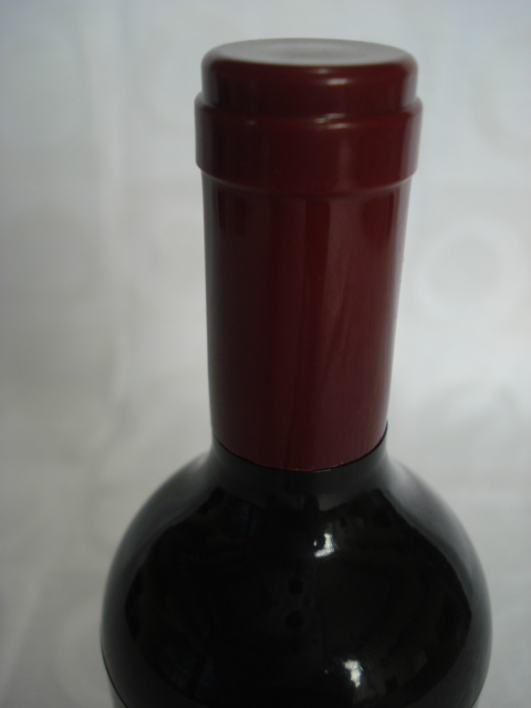 Paliteiro Estilo Garrafa Vinho Tinto  - PRESENTEPRESENTE