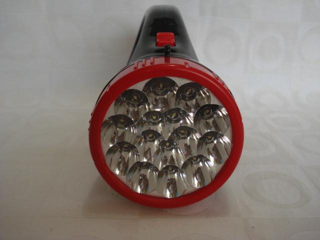 Lanterna Led Recarregável Eco-lux  - PRESENTEPRESENTE