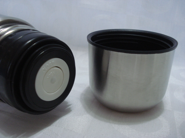 Garrafa Squeeze Cantil Aço Inox Térmico Parede Dupla 1000ml  - PRESENTEPRESENTE