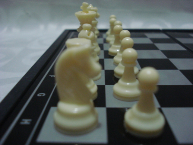 Jogo De Xadrez Magnético Para Viagens  - José Geraldo Almeida Marques