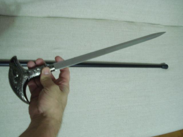 Bengala Espada Punhal Faca Camuflada 90x5 Aguia Eagle  - José Geraldo Almeida Marques