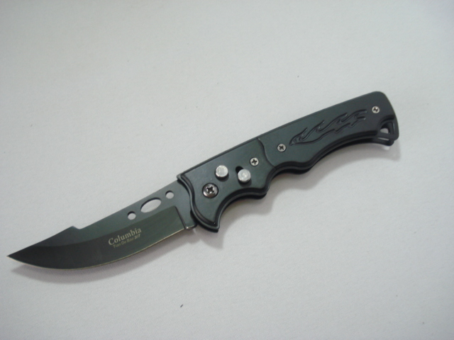 Canivete Cut Eagle Dobrável Automático Trava  - José Geraldo Almeida Marques