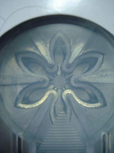 Furador Perfurador Flor 6 Petalas Corte 4cm  - Presente Presente