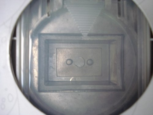 Furador Perfurador Retangulo Liso Corte 4cm  - Presente Presente
