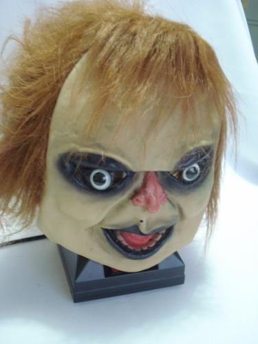 Mascara Chucky Macabro Brinquedo Assassino Noiva  - PRESENTEPRESENTE