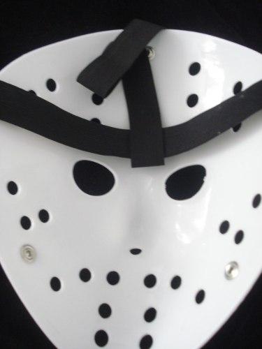 Mascara Jason Sexta Feira 13 Festa Fantasia Haloween  - Presente Presente