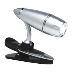 Luminária Leitura Clip Led Frete R$ 10,00  - PRESENTEPRESENTE
