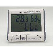 Higrômetro E Termômetro Ambiente Interno Externo -50º+70º