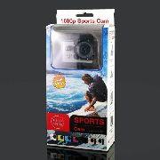 Camera Esportiva Sportscam Fullhd 1080p Moto Bike Carro